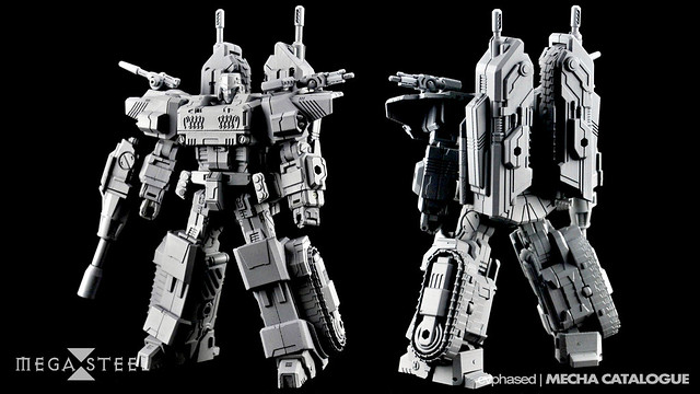 Mega Steel MS-01 (Megatron)