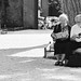 an old couple by david.dibenedetti