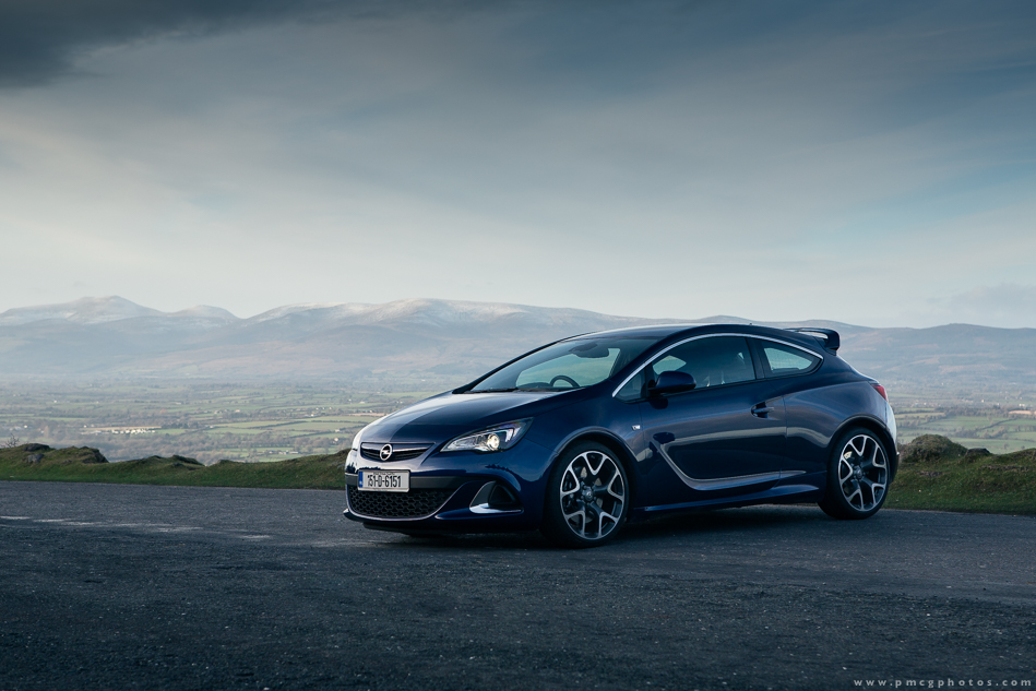 2015 Opel Astra OPC