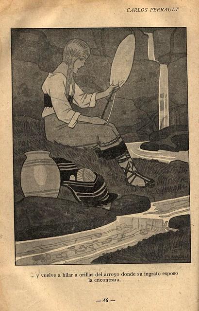003- Cuentos de Perrault- 1920-Saturnino Calleja-© BNM