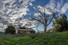 Abandoned house in Murrieta