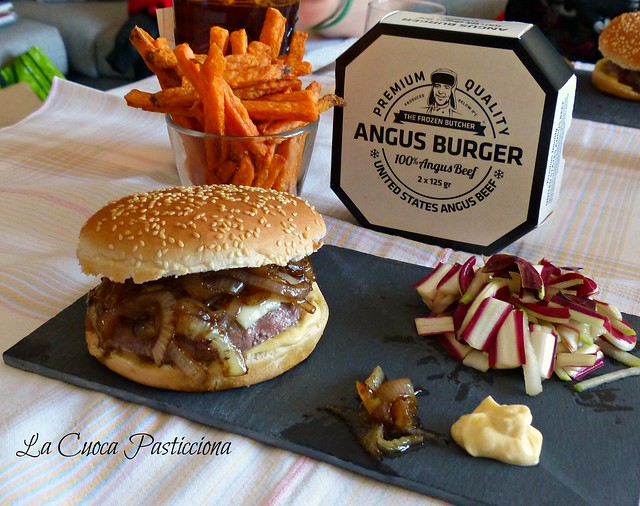 Hamburger del montana