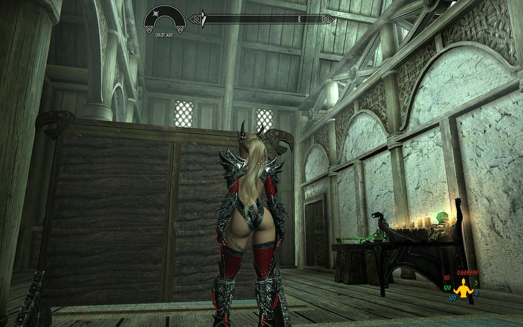 Skyrim sexy adec armor replacer