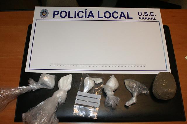 AionSur 16274777047_91615ba919_z_d Incautados 170 gramos de cocaína, unas 1.700 dosis Sucesos