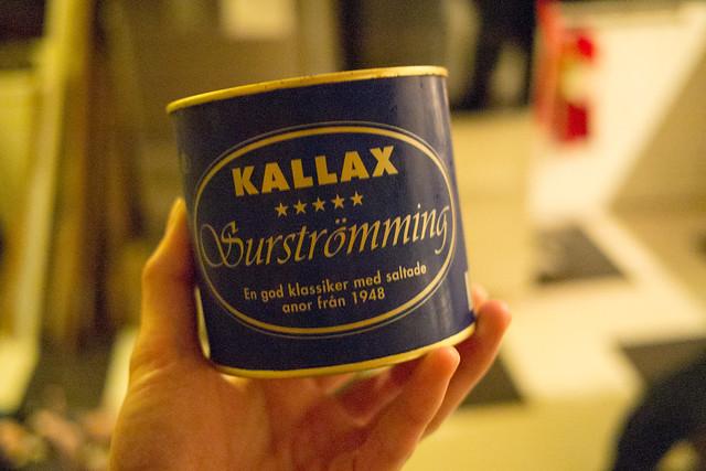 Surströmming 1