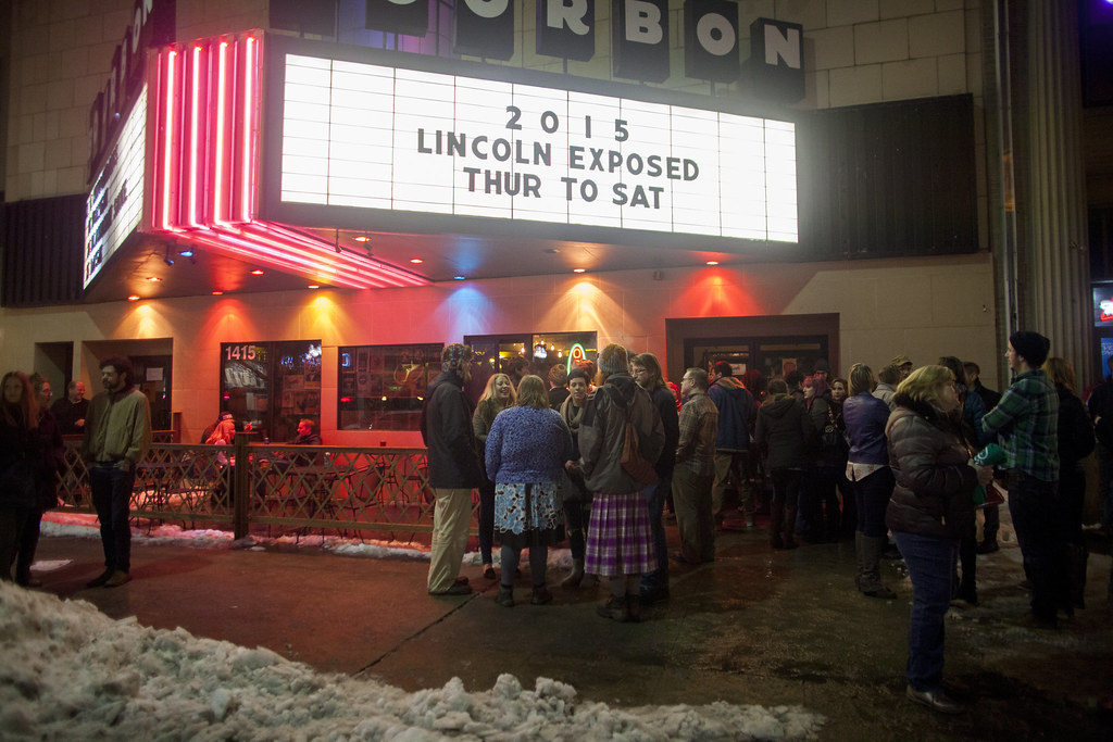 The Bourbon during Lincoln Exposed | Feb. 6
