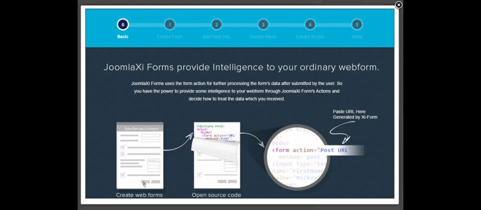 JXi Forms