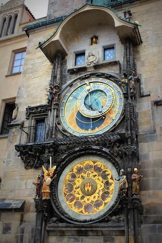 Roteiro em Praga