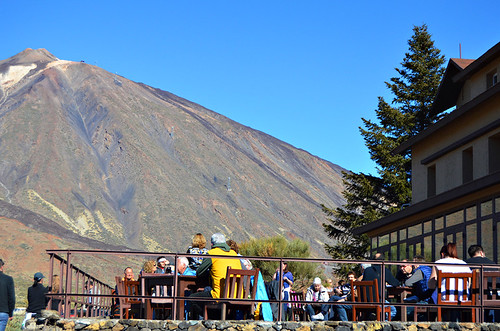 Jeep Safari, Parador, Teide National Park, Tenerife