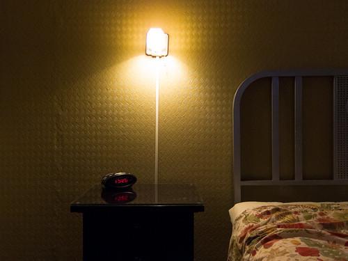 a light for James Dean