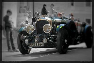 Bentley - 1000 miglia 2014