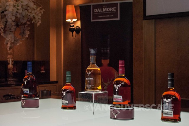 Dalmore Whisky Tasting at Black+Blue-1