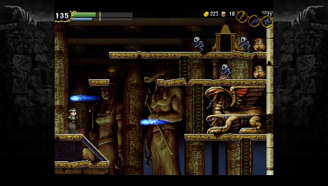 La Mulana EX on PS Vita