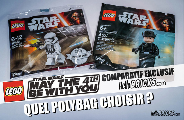 Polybag LEGO Star Wars Review