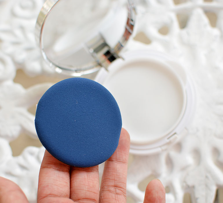 6 Laneige BB Cushion Pore Control Brown Beige Review Swatches - Gen-zel.com (c)