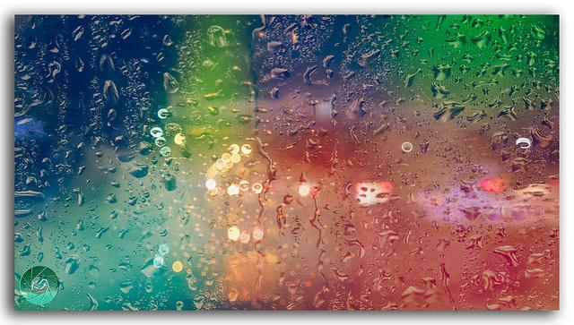 Spectrum of colors through the lens!