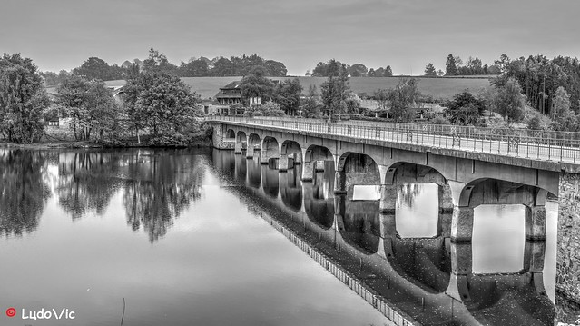 Halen's Bridge in BW - Robertville (BE)