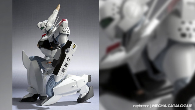 ROBOT Damashii <Side LABOR> Announced