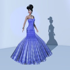 Ghee Prom Gown