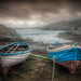 Two Cuidhir Boats by The Unexplored