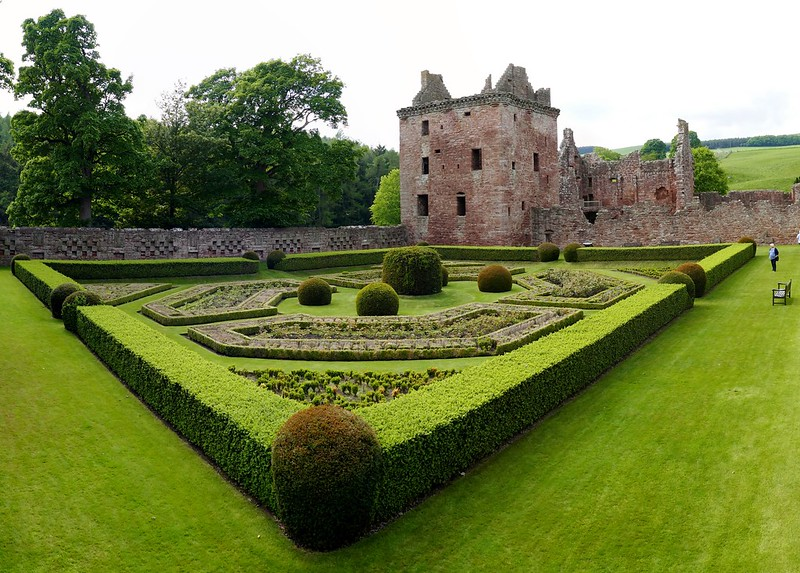Edzell Castle and Walled Garden