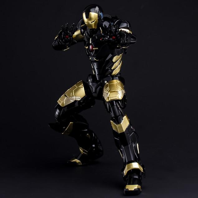 千值練 - RE:EDIT IRON MAN 第6彈:MARVEL NOW!ver. BLACK × GOLD