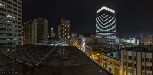 lighting city longexposure nightphotography panorama texture glass weather june skyline architecture night clouds skyscraper canon buildings reflections landscape fun concrete photography lights hotel parkinglot downtown quiet unitedstates outdoor tennessee steel flag pano gorgeous parking cityscapes bank wideangle oldbuildings panoramic midtown explore barbeque nightsky tranquil nightscapes darksky parkingdeck reallyrightstuff deepsouth crazyweather memphistn canon6d canon1635mmf28lii outinnature kenthomannphotography