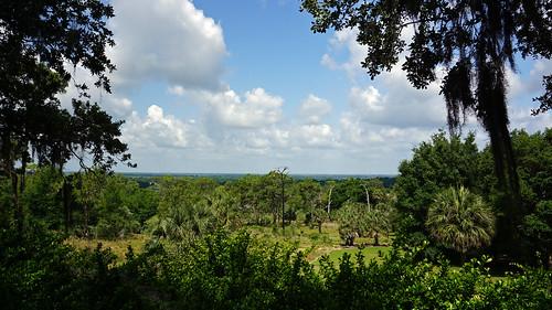 vacation panorama usa cloud holiday tree nature america garden landscape unitedstates florida outdoor urlaub natur wolke amerika landschaft garten baum boktower lakewales boktowergardens