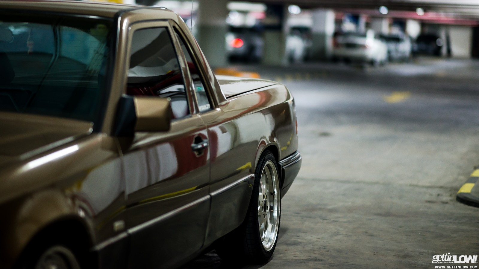 Indra SKN W124 Truck