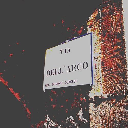 #viadellarco #marsica