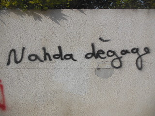 """Nahda dégage"" (Tunisie Mai 2013)"