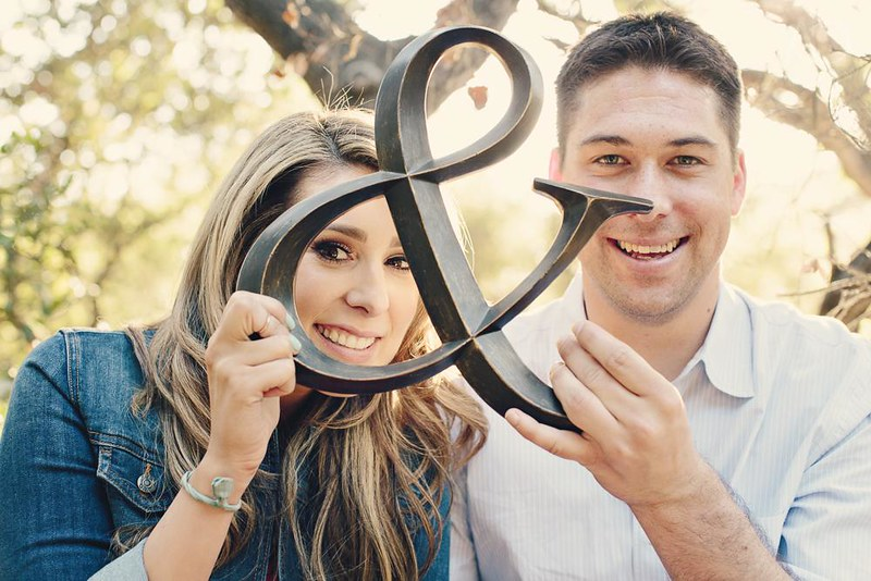 Alicia & Mike's Santa Barbara Engagement Session
