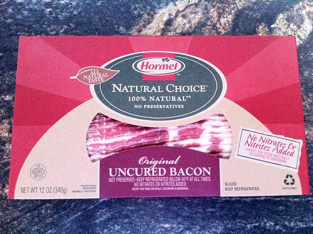 Smoked Nitrate-Free Bacon