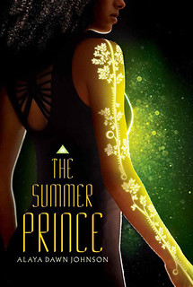 The summer prince cover: a girl of color has a computer arm