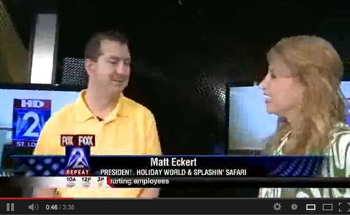 Matt and Margie on Fox 2