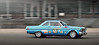 Chris Clarkson & Ted Williams - 1964 Ford Falcon Sprint No.73 - 2013 Donington Historic Festival