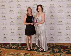 Ohio State University wins the 1st Place Business Program award