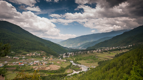broadcast bhutan valley thimphu
