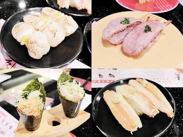 hi sushi taiwan taipei
