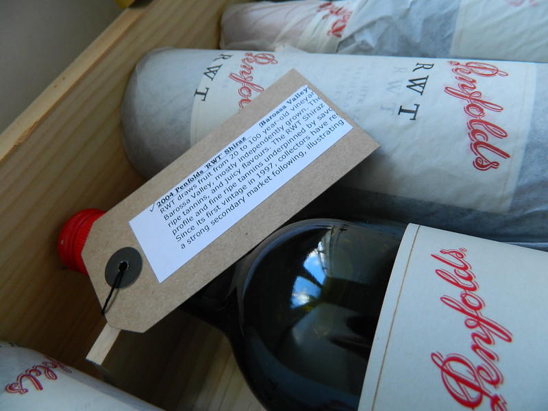 Penfolds 'RWT' Barossa Valley Shiraz 2006
