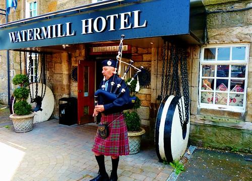 Watermill Hotel, Paisley, Scotland