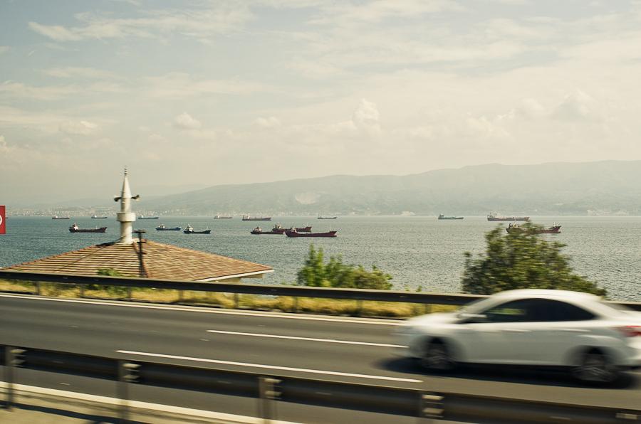 Автостоп Туреччиною