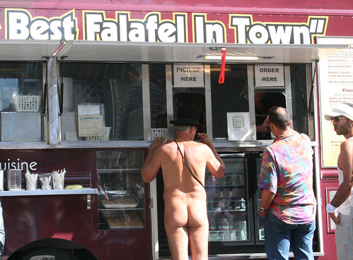 Best Falafel in Town