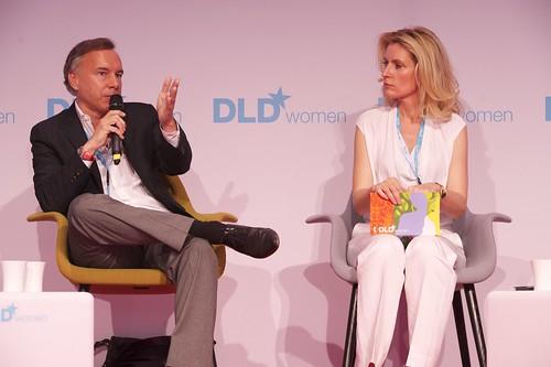 "DLDwomen13 conference Munich - ""Breaking new ground"" - Germany July, 15-16, 2013 ©Jorinde Gersina /#DLDw13"