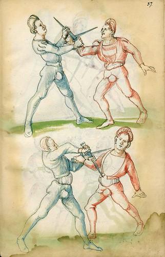 010-Fechtbuch-1520-Staatsbibliothek zu Berlin