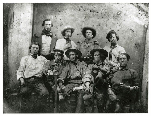 [Group of miners]
