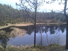 hilltop lake
