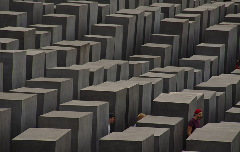 Holocaust Memorial (Berlin)