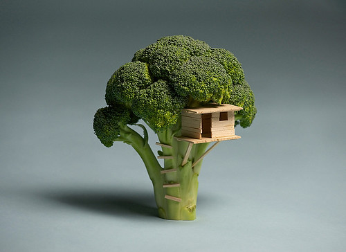 Broccoli House. Brock Davis.