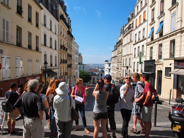 Montmartre Discover Walks tour